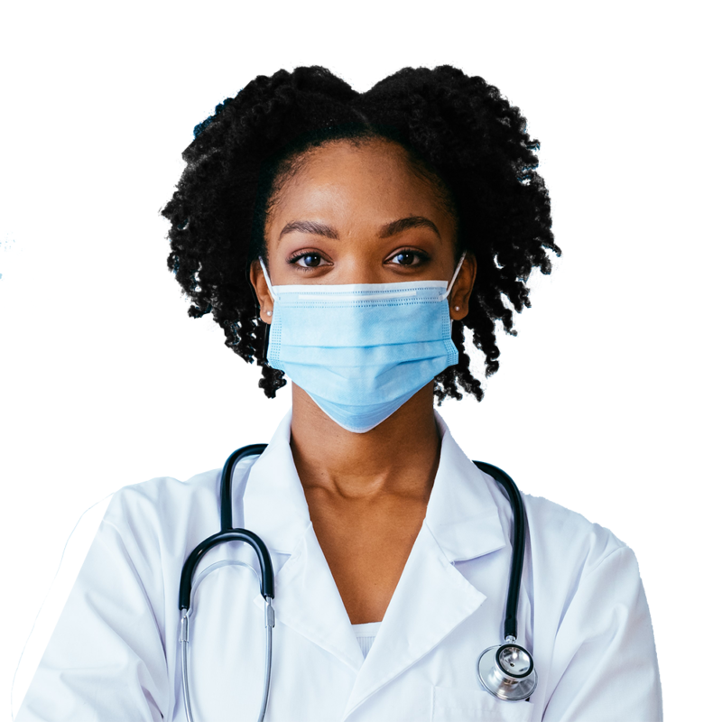 Type IIR 3-ply Medical Mask (x50)